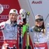 Lara Gut und Marcel Hirscher gewinnen alpinen Gesamtweltcup