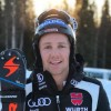 David Ketterer narrowly misses the podium at NorAm Slalom in Copper Mountain