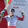 Slalomkristall macht Henrik Kristoffersen glücklich