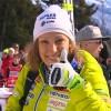Auch Ilka Štuhec besuchte ihren Skiausrüster